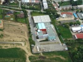 Původní areál JIPOCAR Rantířovská </br> rok 2006