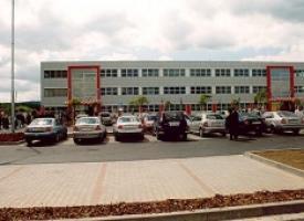 Slavnostní otevření logistického centra