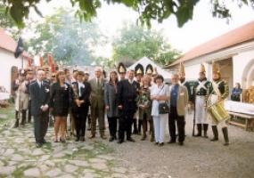 Oslava 10. výročí založení firmy </br> ve Slavkově u Brna